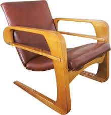 karl emanual martin weber airline chair art deco furniture design