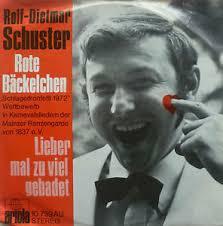 7-1972-RARE-ROLF-DIETMAR-SCHUSTER-Rote-Baeckelchen-