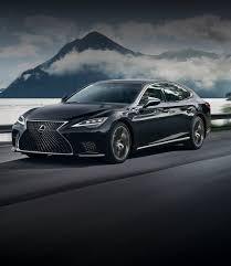 2021 <b>Lexus LS</b> – Luxury Sedan | Lexus.com