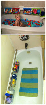 bathroom space savers bathtub storage: the bathtub takes up a lot of space in your bathroom if you are organizing your bathroom for extra space and keep it away from the clutter then you must