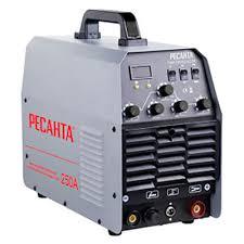 <b>Сварочный аппарат</b> инверторный <b>Ресанта САИ</b>-<b>250АД</b> AC/DC ...
