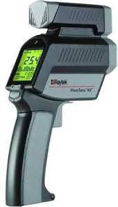 Портативный инфракрасный пирометр PhotoTemp MX6 | RAYTEK