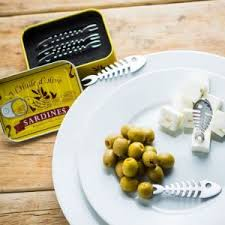 Купить «<b>Шпажки для закусок Sardines</b>» (Balvi) по цене 1199 руб. в ...