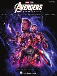 Ноты <b>Avengers</b> - <b>Endgame</b> автора Alan Silvestri   Бесплатная 30 ...