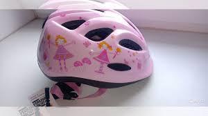 <b>Велошлем</b> детский <b>Abus Smiley 2.0</b>, розовая принцесс купить в ...