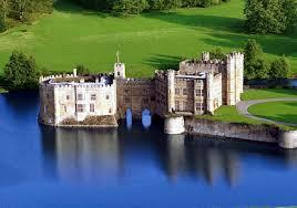 Leeds Castle - Lizzy Bradbury Blog