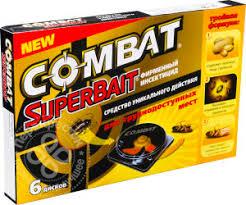 Купить Средство для борьбы с <b>тараканами Combat</b> Superbait ...
