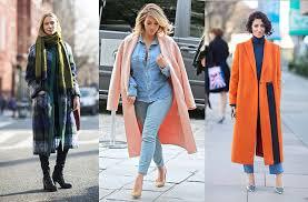 С чем носить короткое и <b>длинное пальто</b>, чем дополнить образ ...