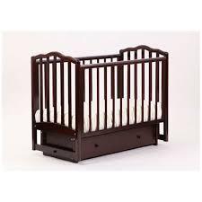 Купить детскую <b>кроватку</b> Лель (<b>Кубаньлесстрой</b>) <b>Жасмин</b> АБ 19.2 ...