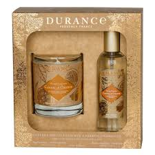 Набор <b>ароматическая свеча</b> и духи спрей для дома, аромат ...