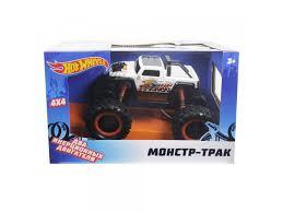 Игрушка 1Toy, Hot Wheels <b>Монстр</b>-<b>трак фрикционный</b>, с ...