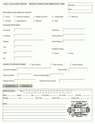 auto body estimate template excel template update234 com auto body estimate template excel