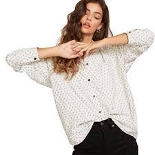 <b>Rvca Hera</b> Белая, Dressinn Блузки и <b>рубашки</b>