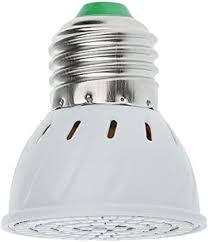 Buy Segolike PC <b>LED Plant Grow</b> Light Bulb, White, Pack of 1 ...