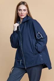 <b>Куртка</b> женская <b>Clasna</b>, цвет: темно-синий. CW18C-048CW ...