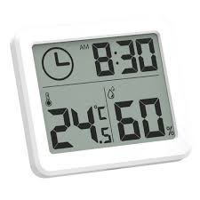 Timers - 5pcs <b>MoesHouse Multifunction Thermometer</b> Hygrometer ...