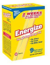 Energize, the Time-Released Energy Pill From iSatori, Clinical Trial ...