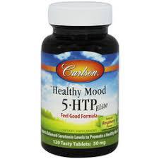 Carlson Labs <b>Healthy Mood 5-HTP Elite</b>, Raspberry - 50 mg - 120 ...