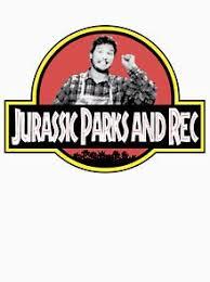 <b>Jurassic Parks And Rec</b> T-Shirts | Redbubble