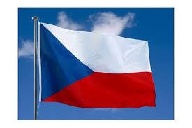Výsledek obrázku pro پرچم جمهوری چک