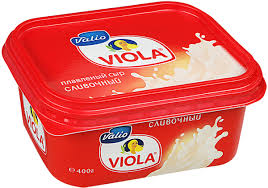 Valio <b>Viola Сыр плавленый</b> Сливочный, 400 г — купить в ...