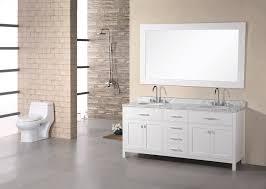 oak wood bathroom vanity cabinets double