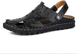 Men Outdoor Sandals Breathable Summer Beach ... - Amazon.com