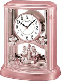 <b>RHYTHM Настольные часы 4RH741WS13</b> - купить настольные ...