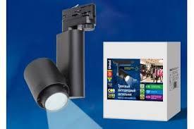Прожектор светодиодный трековый <b>Uniel ULB</b>-<b>M09H</b>-<b>36W</b>/<b>4000К</b> ...