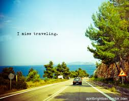 i miss travelling / lovelyasadream (tumblr) picture on VisualizeUs