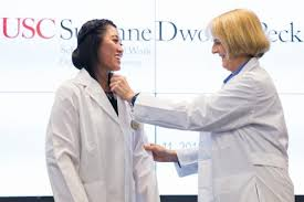 Department of <b>Nursing</b> holds its first <b>white coat</b> ceremony for grad ...