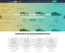 <b>Running Wild</b>: Homepage New