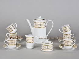 <b>Сервиз кофейный мокко</b> Сабина <b>15</b> предметов 02160713-1373 ...