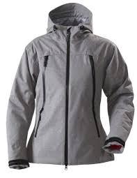 <b>Куртка женская ELIZABETH</b>, <b>серый</b> меланж
