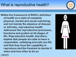 REPRODUCTIVE HEALTH notes and HOT Questions