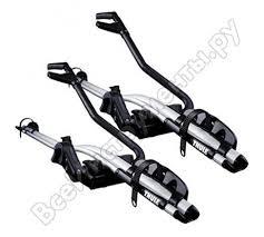 <b>Вертикальное велосипедное крепление Thule</b> ProRide 591 Twin ...