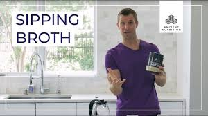 How to Make Sipping <b>Broth</b> | Ancient <b>Nutrition</b> - YouTube