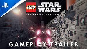 <b>LEGO Star Wars</b>: The Skywalker Saga – Gameplay Reveal | PS4 ...