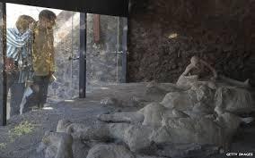 Image result for pompeii bodies