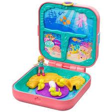 Купить игровой <b>набор</b> Mattel <b>Polly Pocket</b> Мини-мир GDK76 ...