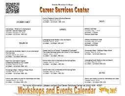 welcome to career services our career workshop s make an appointment