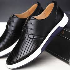 Stylish <b>Men's Casual Leather</b> Shoes - Pinterest