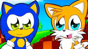 РЕБЁНОК <b>СОНИК</b> И МАЛЕНЬКИЙ ТЕЙЛЗ - Sonic Mania #9 ...