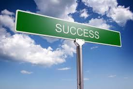 short essay on success is not a matter of luck