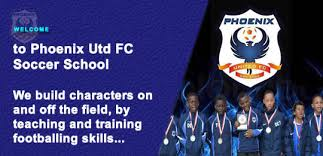 <b>Phoenix United</b> FC - Soccer School