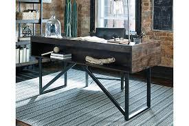 home office desk brown starmore 63 ashley furniture home office desk