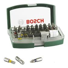 <b>Набор бит Bosch</b> COLORED PROMOLINE, <b>32 шт</b> — купить в ...