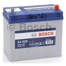 Аккумулятор <b>BOSCH</b> S4 020 Silver 545 155 033 обратная ...