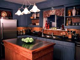 blue kitchen cabinets small painting color ideas: painted kitchen cabinet ideas olsen ep painted kitchen cabinets sxjpgrendhgtvcom