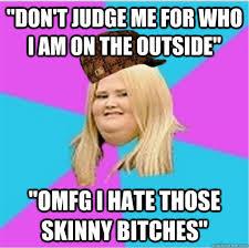 Scumbag Fat Girl | Know Your Meme via Relatably.com